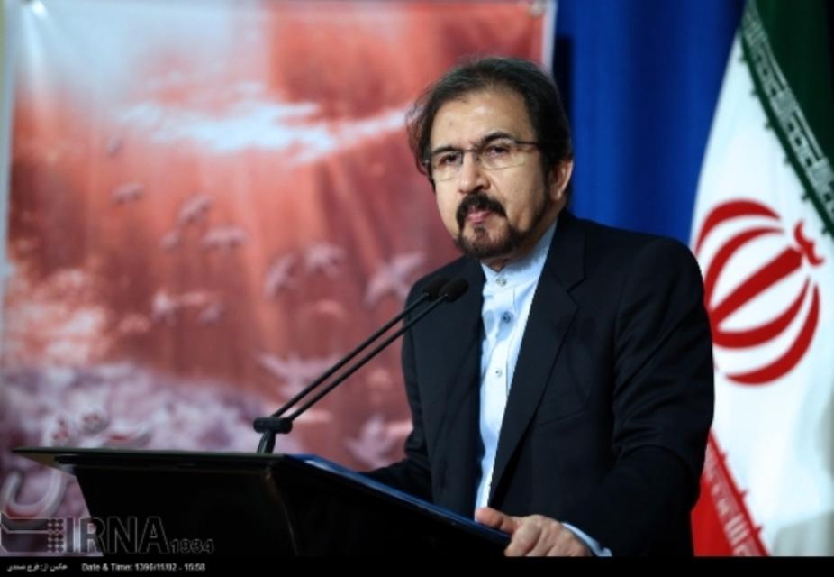سخنگوی وزارت امور خارجه: هیچ کشوری درباره امنیت ملی خود مماشات نمیکند