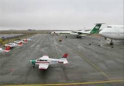 فرودگاه پیام کرج میزبان پروازهای کوتاه