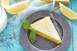 شیرینی لیمویی، یک شیرینی خوش طعم برای عصرهای پاییز