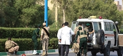 زمان تشییع شهدای حادثه تروریستی/ آخرین آمار: 25 شهید و 69 زخمی +اسامی شهدا/ واکنشهای داخلی و خارجی