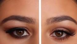ترفندهایی برای آرایش چشم پلک افتاده