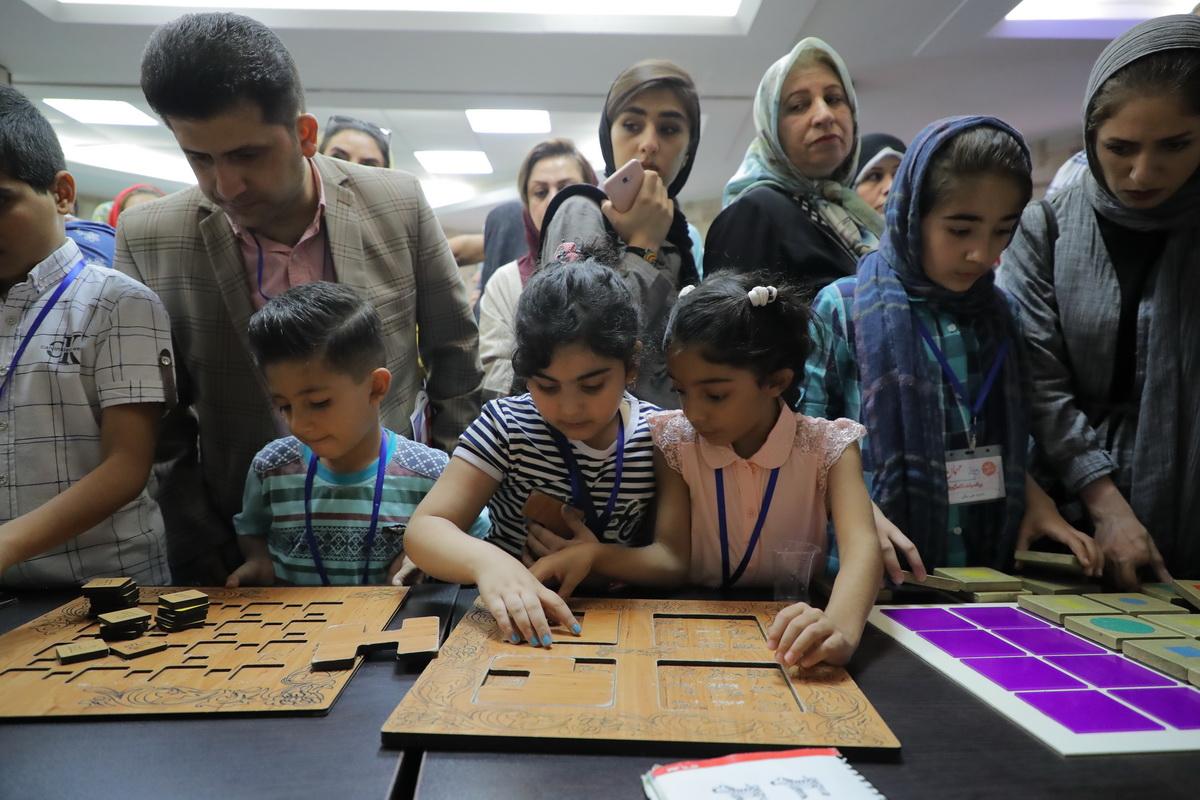 جشن پایانی جشنواره ریاضیات کانگورو با حضور برگزیدگان و بزرگان رشته برگزار شد +تصاویر