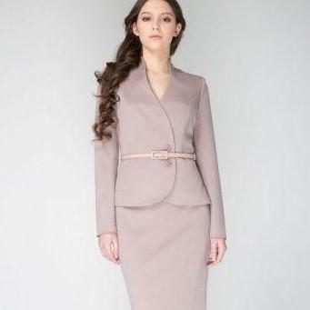 جدیدترین مدل کت و دامن مجلسی دخترانه