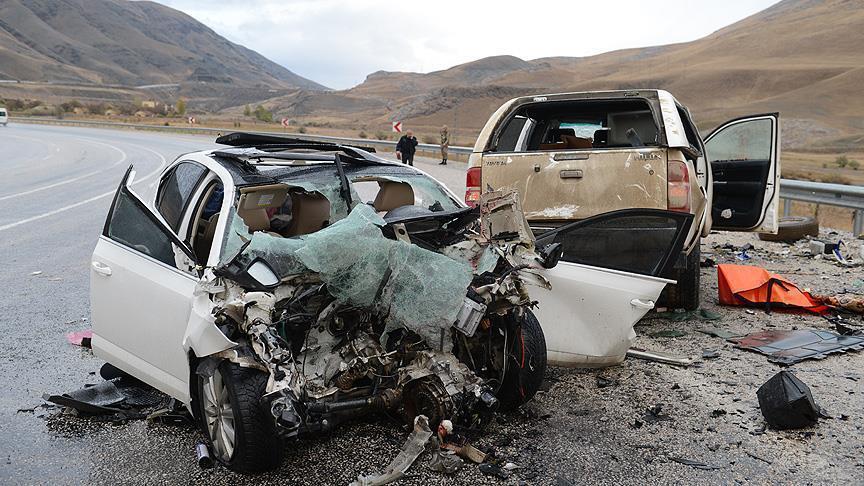آمار تکان دهنده مرگ و میر ناشی از حوادث رانندگی در ایران
