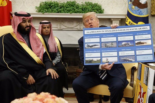 ظریف: ترامپ، مدام سعودیها را تحقیر میکند