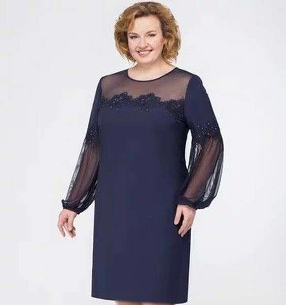 مدل لباس مجلسی بلند زنانه سایز بزرگ