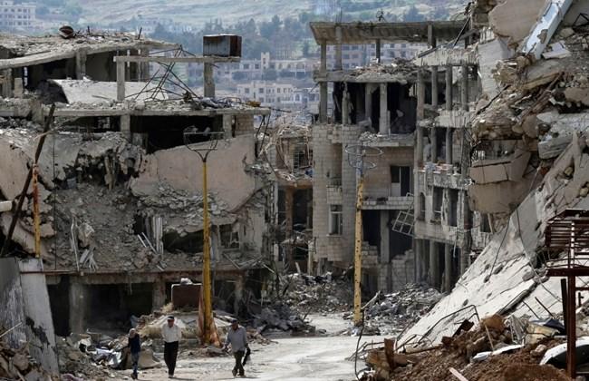 آمریکا : بازسازی سوریه مشروط به خروج نظامی ایران/ حمایت از حمله اسرائیل به مواضع ایران