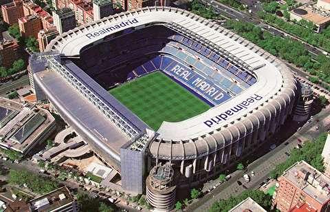 ویدیو| پانصد میلیون پوند هزینه طراحی جدید ورزشگاه رئال مادرید
