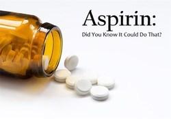 مصرف روزانه آسپیرین در چه سنی دیگر فایده ندارد