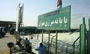 ترافیک نیمهسنگین به سمت مرز مهران