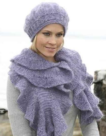 كلاه زمستاني دخترانه
