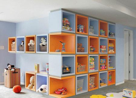 چیدمان اتاق کودک چگونه باید باشد