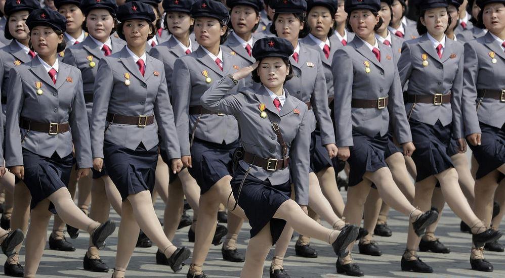 سوءاستفاده جنسی از زنان، عادت روزمره مردان صاحب قدرت در کره شمالی!