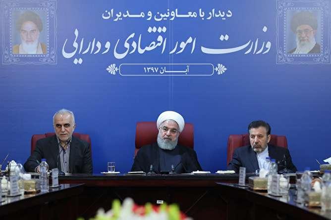رهبران ۴ کشور بزرگ برای مذاکره ترامپ با من واسطه شدند/ ملت ایران به ۴۰ سال قبل برنمی گردد