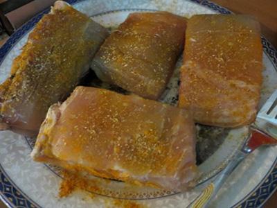 بهترین روش برای پخت و مزه دار کردن ماهی و میگو