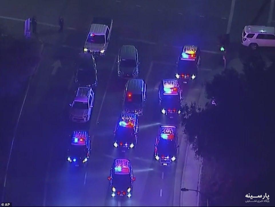 تیراندازی مرگبار در غرب لس آنجلس / امکان افزایش قربانیان زیاد است