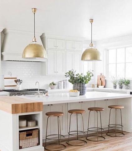 مدلهای متنوع آشپزخانهی جزیره، زیبا و پرطرفدار