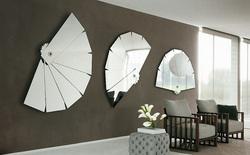 آینه کاری دیوار؛ درخشش را به خانه دعوت کنید!