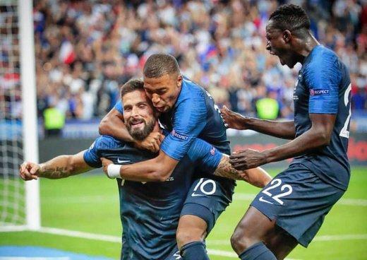 قهرمان جهان در آستانه حذف از لیگ ملتهای اروپا!
