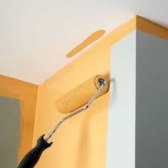 تکنیک هایی برای افزایش ماندگاری رنگ ساختمان
