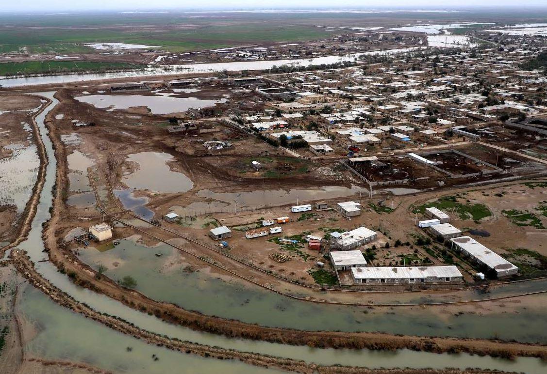 فرسایش بی سابقه خاک در ایران تا سیلاب هزار ساله کرخه