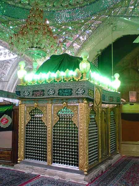 معرفی آستان مقدس امامزاده یحیی بن زید استان گلستان