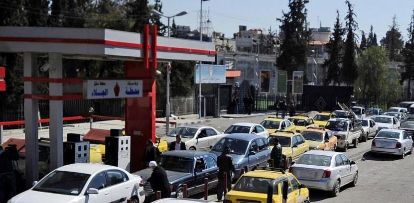 بحران سوخت در سوریه در پی قطع خطوط اعتباری ایران