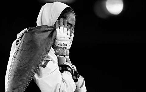 اولین پست کیمیا علیزاده پس از خبر خروجش از ایران