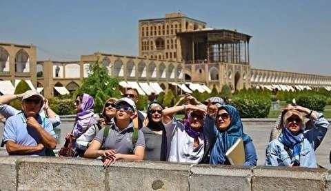 سازمان جهانی گردشگری از ورود خیره کننده گردشگر خارجی به ایران خبر داد