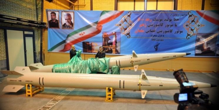 رونمایی از موشک «رعد۵۰۰» و نسل جدید پیشرانهای موشک