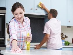 چند نکته جادویی برای تمیز کردن آشپزخانه