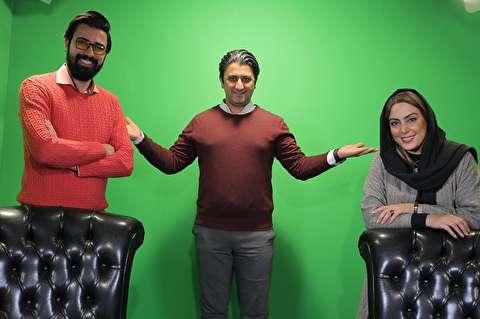 ویدیو| گفتگوی پارسینه با زوج هنرمند نیلوفر شهیدی و امید همتی فراز