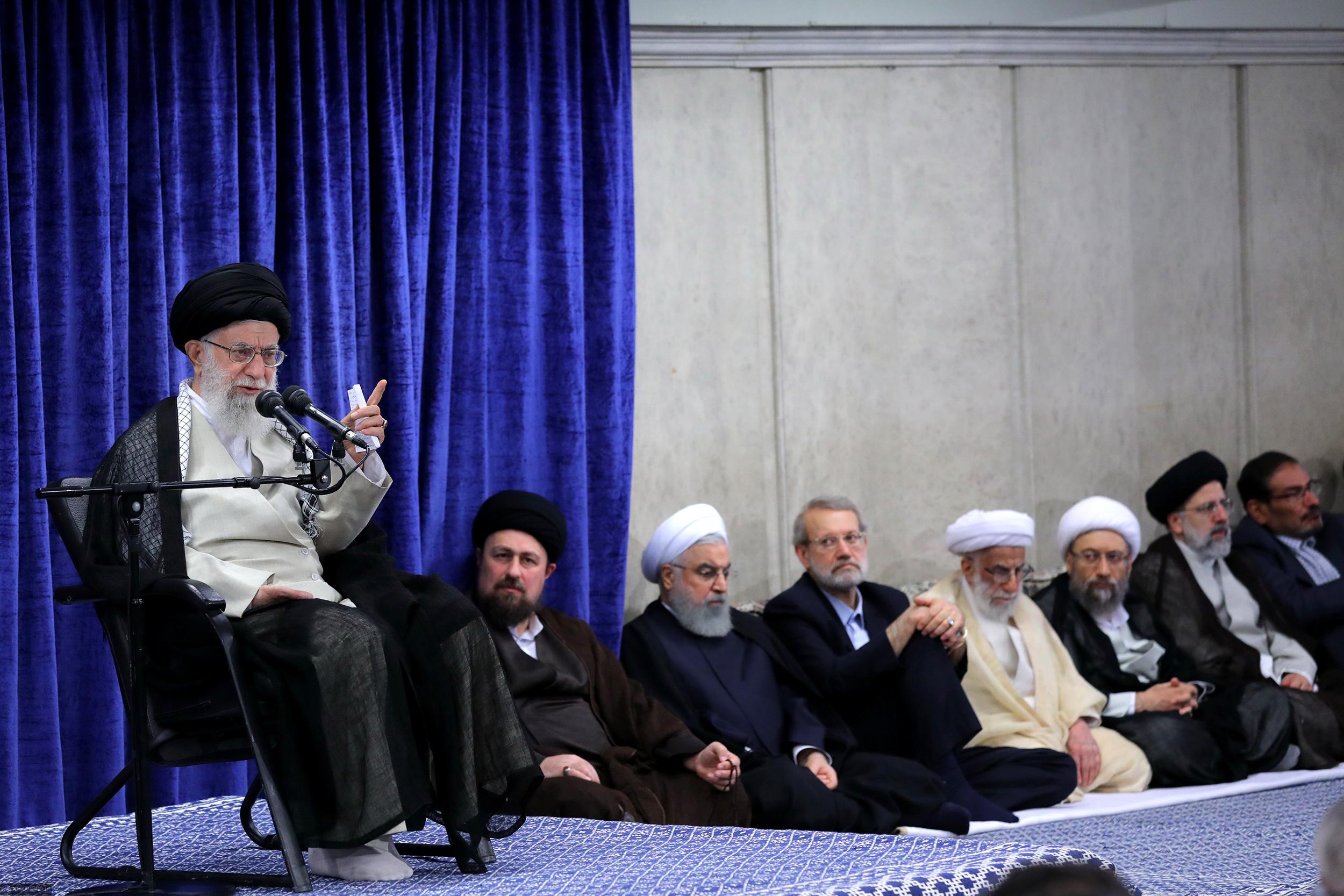 جنگی رخ نخواهد داد/ گزینه قطعی ملت ایران مقاومت است