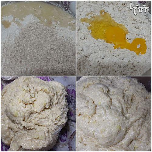 طرز تهیه اسلوپیجو و نان برگرسیبزمینی