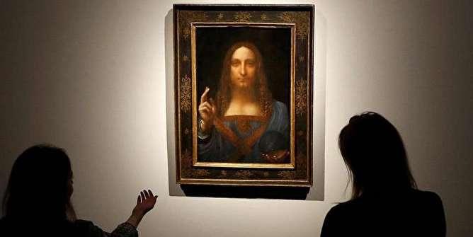 گرانترین نقاشی جهان در کشتی تفریحی ۵۰۰ میلیون دلاری بن سلمان