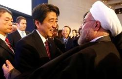 بازتاب ورود شینزو آبه به تهران در رسانههای خارجی