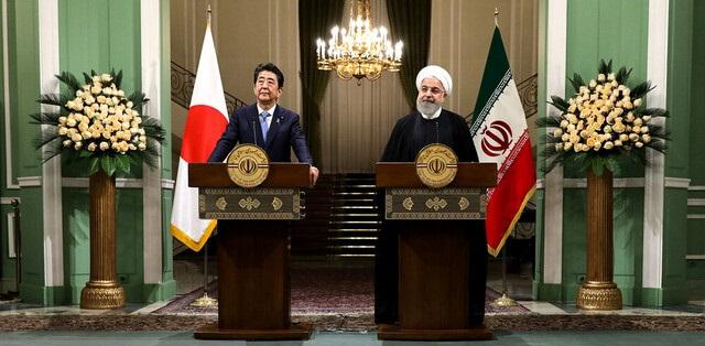 روحانی: آغازگر هیچ جنگی حتی با آمریکا نخواهیم بود/شینزو آبه: درباره کاهش تنشها گفتوگو کردیم