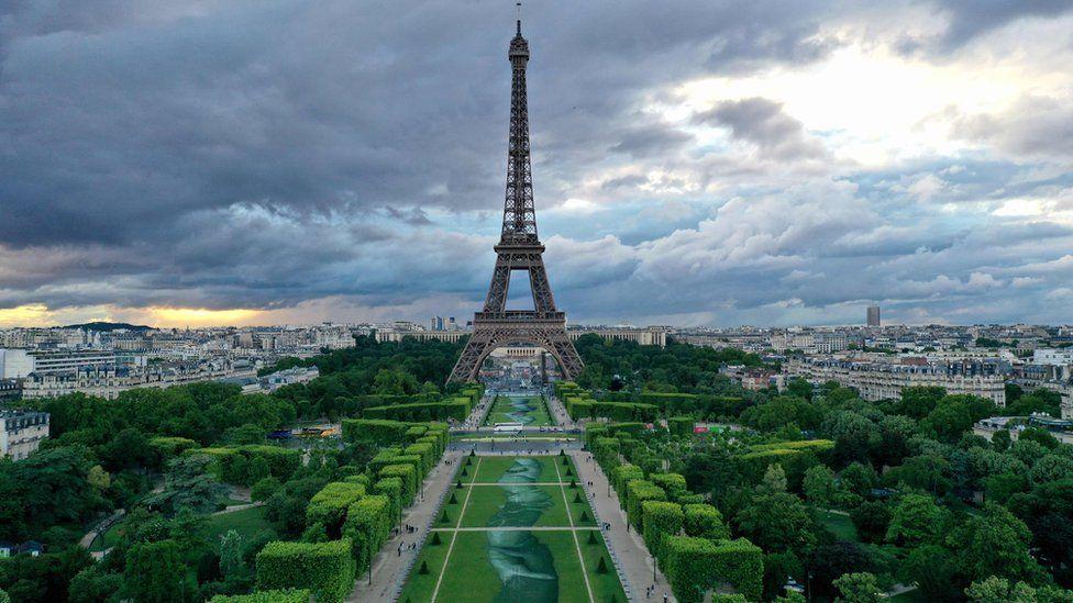 طراحی ۶۰۰ متری در قلب پاریس