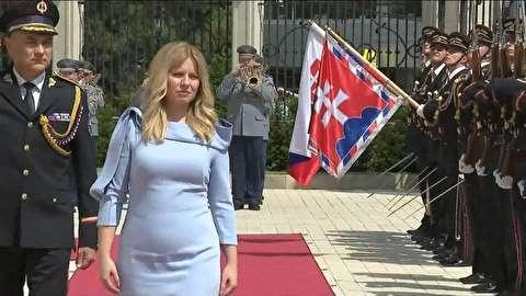 «سوزان»؛ نخستین رئیس جمهوری زن در اسلواکی