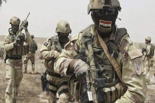 عملیات ضد تروریستی ارتش عراق در محور غربی بغداد
