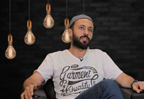 ویدیو| حسام محمودی: دل دار برایم یک اتفاق ویژه بود/ بازی کردن نقش های ویژه کار سختی نیست