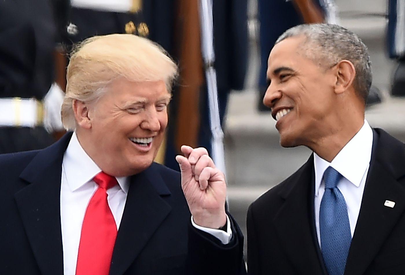 ترامپ  از سر لج با اوباما از «برجام» خارج شد!