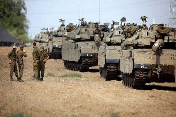 ارتش رژیم صهیونیستی مانور نظامی برگزار میکند