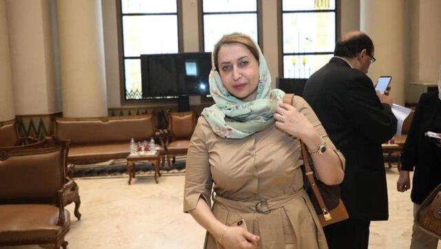 ربوده شدن یک نماینده زن پارلمان لیبی در پی مخالفت با حمله حفتر به طرابلس