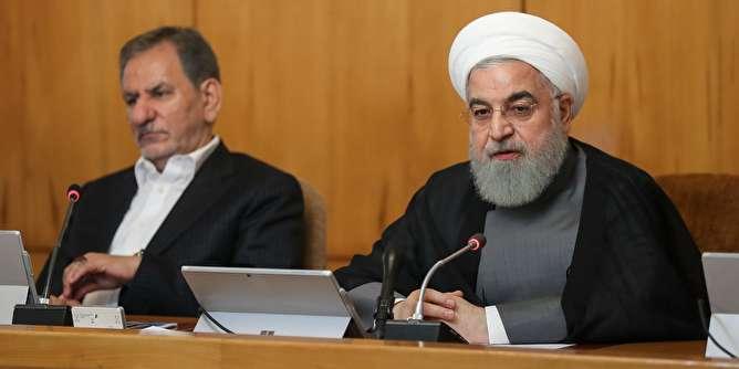 روحانی: شهید بهشتی حزب، گروه، جناح و نژاد و مذهب را در قوه قضائیه دخالت نمیداد/ جنگ نمیخواهیم اما مرزهای ما خط قرمز ما است