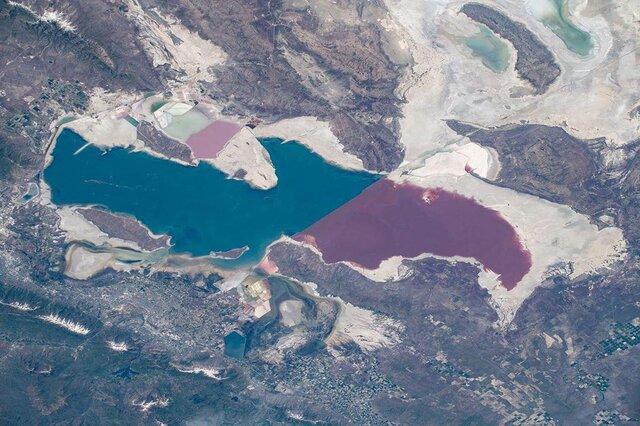 عکس/۴ تصویر ناب از زمین از منظر ایستگاه فضایی بینالمللی
