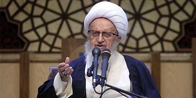 درخواست آیتالله مکارم شیرازی از آملی لاریجانی و یزدی برای پایان دادن به اختلافات