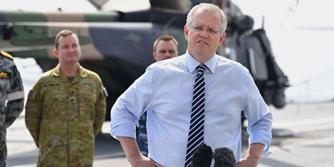استرالیا با نقشی «محدود» به ائتلاف دریایی آمریکا در تنگه هرمز پیوست