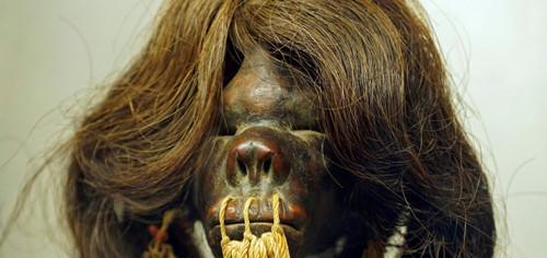 عکس/راز سرهای فشرده و کوچک شده قبیلهای در آمازون