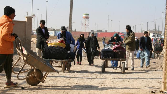بازگشت ۲۸۳ هزار افغانستانی از ایران به کشورشان